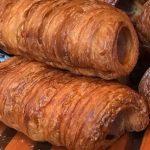 【コンガリーナ】今日ドキッ「冬でも並ぶ大人気グルメ 格安クロワッサン専門店」で紹介されていました。