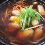 【蕎麦と料理 蕎吟】イチオシの「美味しい年越しそばを紹介」で訪れていました。