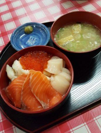 定食めし屋の海鮮丼