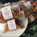 【パイクイーン コバルドオリ店】みんなのテレビの「おいしいアップルパイの専門店が新オープン」のテレビ番組内で紹介。アップルパイの名店「かぐらじゅ」の姉妹店。本店も紹介!?