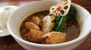 アプランティの「炙り角煮のスープカレー」