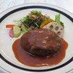 【ハンバーグレストラン スロウス】タカトシランドで放送。ホテルのレストラン出身の店主によるお肉にこだわる絶品ハンバーグ!