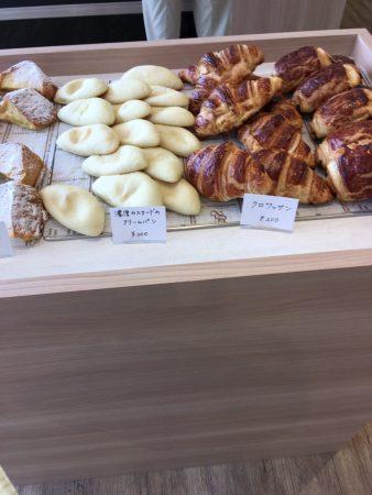リールのパンコーナー