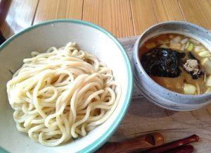 つけ麺shinの看板メニューのつけ麺