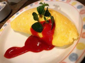 鶏がさきか卵「の」「酪農オムレツ・プレーン」