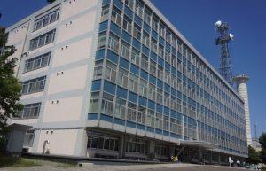 札幌開発総合庁舎の建物