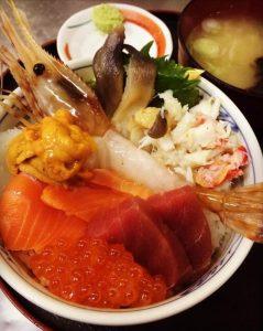とりあえず逢海の「逢海丼」