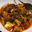 チムウォックのトロトロ牛すじ煮込みの麻婆豆腐