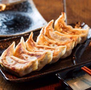 ダンダダン酒場の肉汁焼餃子