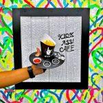 "【KICK ASS!CAFE(キックアスカフェ)】銭函海水浴場近くアットホームな""最高""カフェで、種類豊富なポテトフライを楽しめる!"