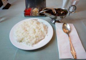 第一洋食店のハヤシライス