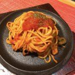 【シエスタ山の手】店内はアットホーム!味は本格的!洋食屋の鉄板ナポリタンが500円!