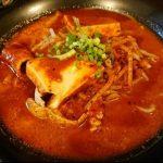 【勝盛軒(かちもりけん)】新琴似4番通り沿いの次郎系&辛いラーメンを提供するラーメン屋さん!真っ赤なスープ激辛の勝麺!?