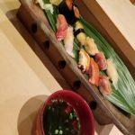 【鮨 やしろ】円山公園駅近くカウンター席で楽しめるリーズナブルでお得な寿司ランチ!