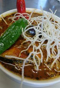 準泰カレーの野菜スープカレー