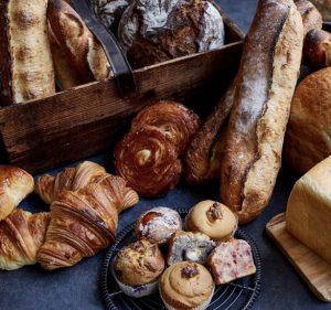 ブールアンジュのパン