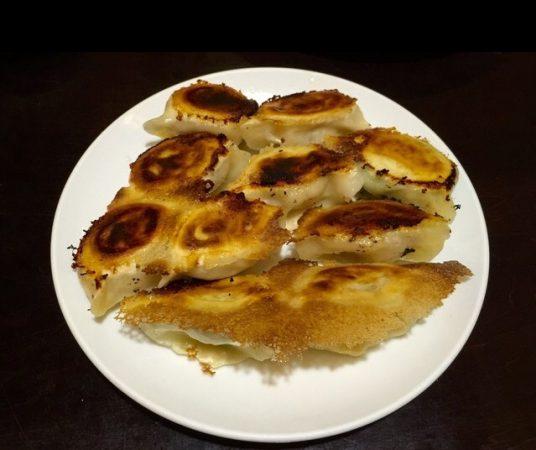 中国料理 聚宝(シュウホウ)の餃子