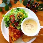 【ノーリーズ ボタニカル カフェ】花屋さんが営む札幌の街を見渡せるカフェ!