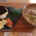 【あめつち by35stock】絶品おにぎりと具だくさんスープの和カフェ!