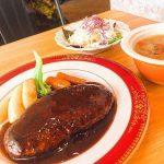 【ユニヴェール エス】タカトシランドで放送!住宅街のフレンチシェフが手がける洋食屋さん!