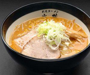 札幌武蔵ラーメンの「熟成味噌」