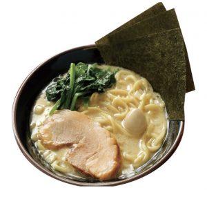 いなせ家のラーメン(醤油)