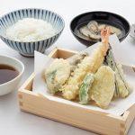 【天ぷら 弥平】ミレドにあるお得なランチセットが人気の和食専門店!