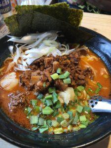 らーめん 麺GO家 白石店の超山椒