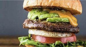 ジェイエスバーガーズカフェの一番人気ハンバーガー