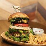 【神楽マイキーJAPAN】北見の自社生産した黒毛和牛100%ハンバーガー!