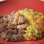 【肉だくカレー パイカ45】たっぷりお肉の超濃厚なルーカレー専門店!