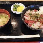 【大衆酒場 富士山】リーズナブルな価格で旬の魚をつかった絶品海鮮丼!?