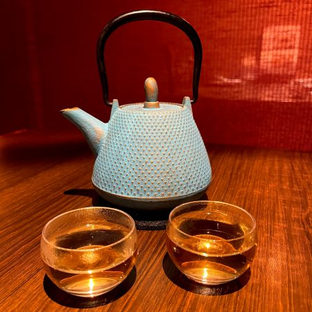 ファンズ円山の台湾茶