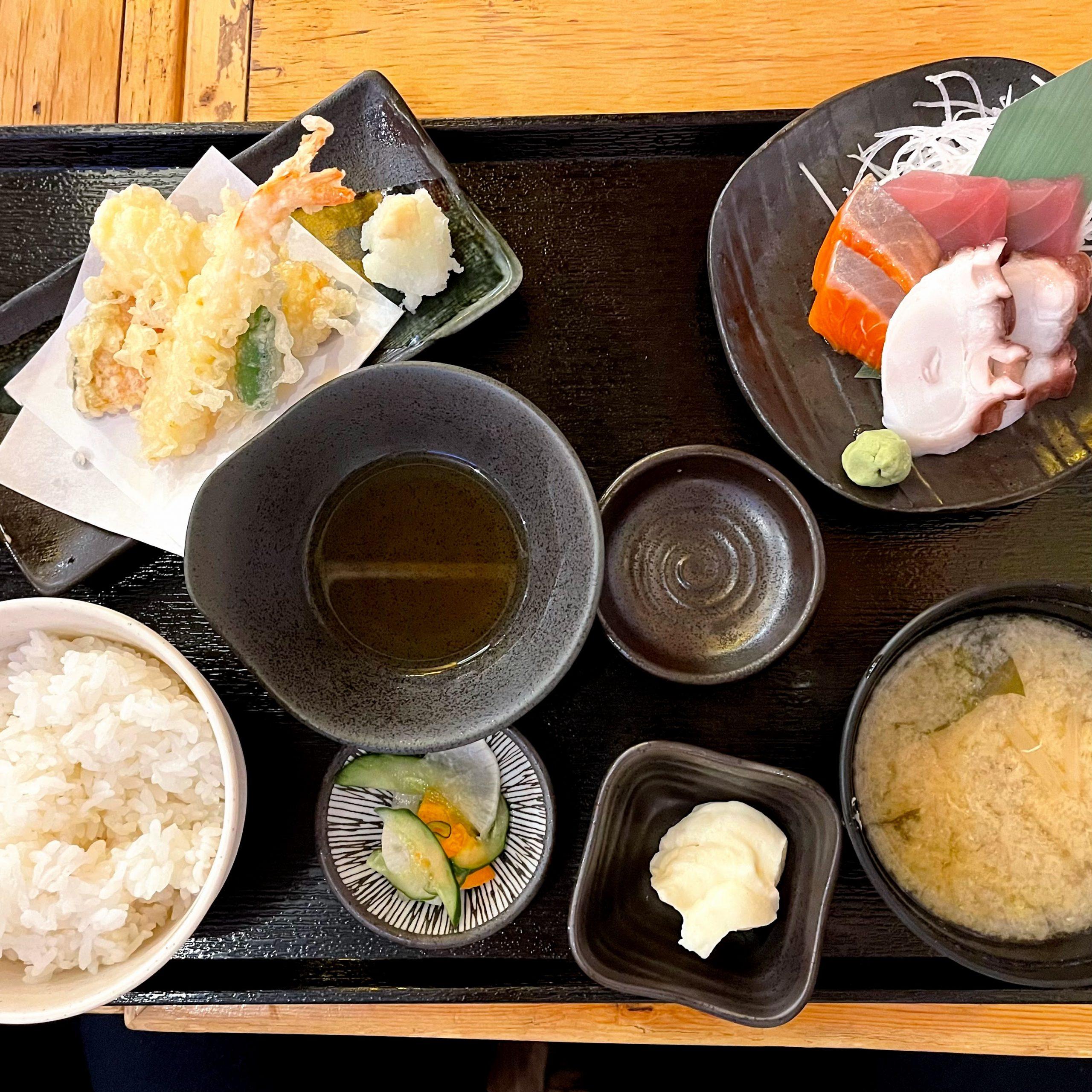 恵比寿商店の恵比寿御膳