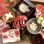 【羊肉専門店 郡(ぐん)】昼はしゃぶしゃぶ・夜はジンギスカンを楽める!