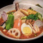 【カレー食堂 心】北大近く北海道のスープカレー先駆者的なお店の一つ!